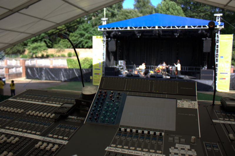 FOH Mix – Live Audio Reference